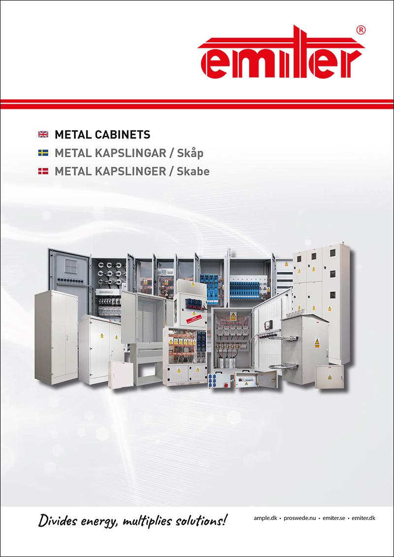 Emiter Metal Cabinets